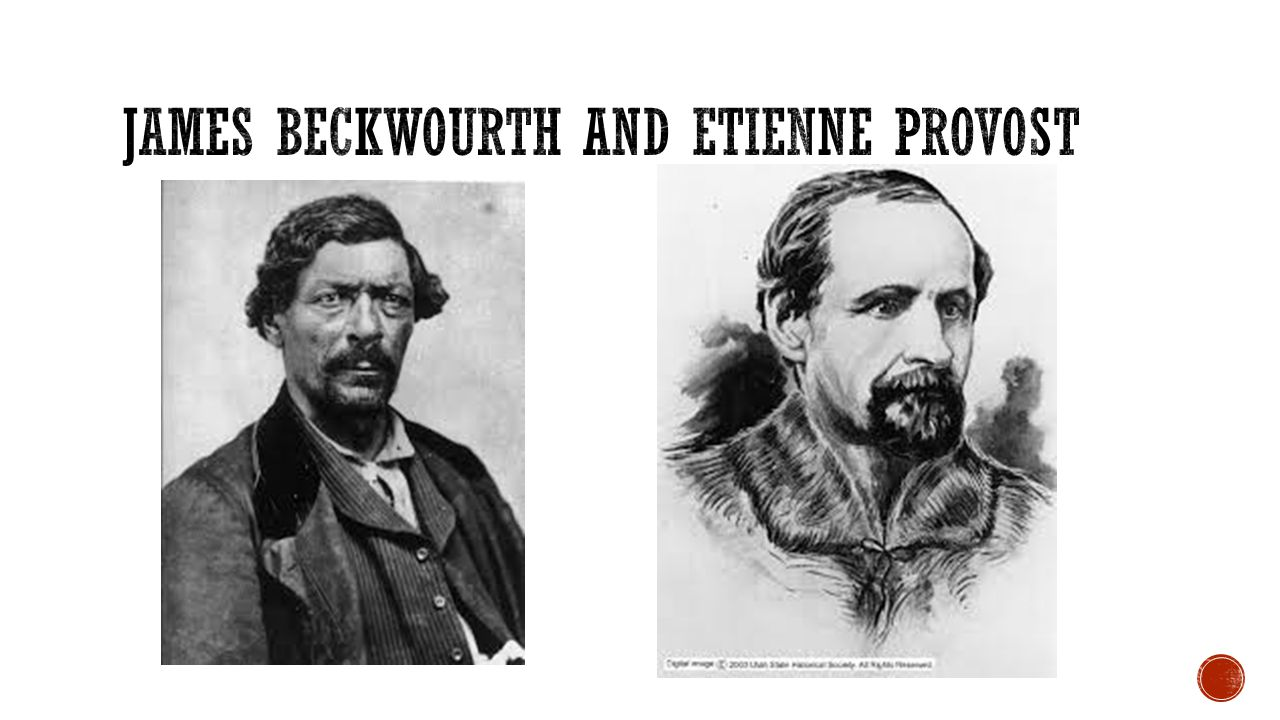 beckwourth guys James pierson beckwourth was born into slavery to sir jennings beckwith who was of irish and english descent and a  the most sought-after 'visa' for african men.