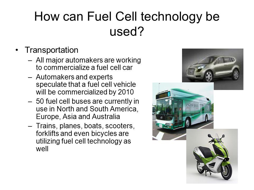 hydrogen fuel cell technology ppt video online download