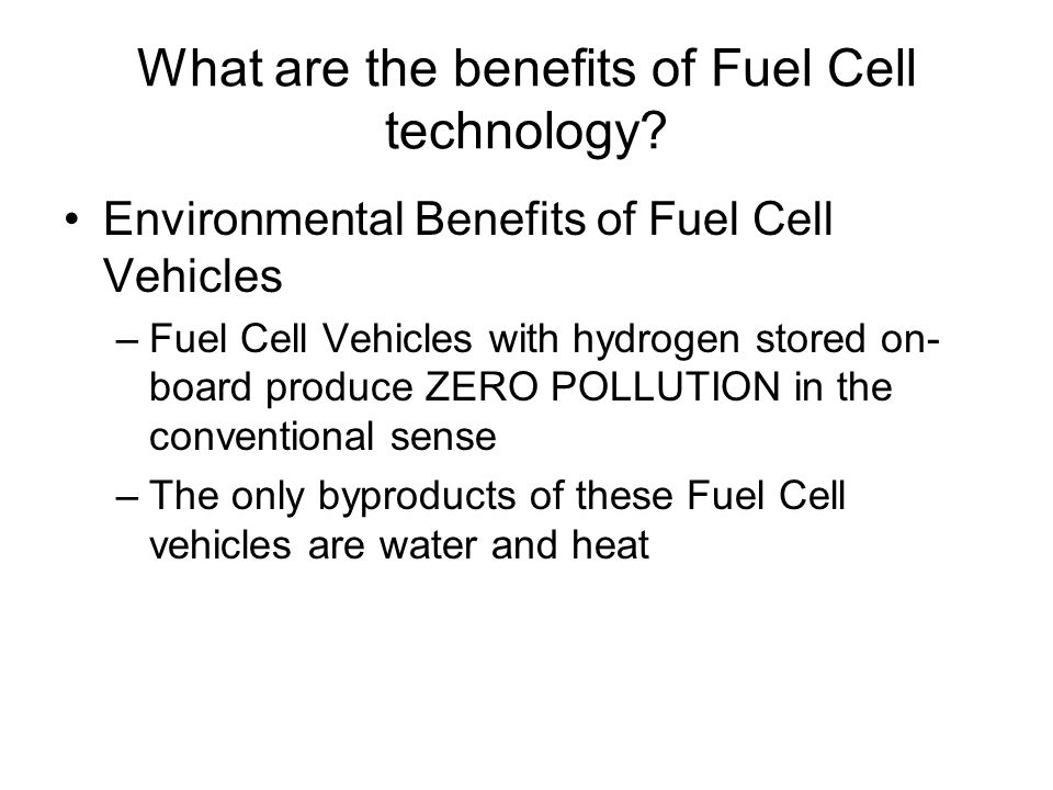 Environmental Benefits of Alternatively Fueled Cars