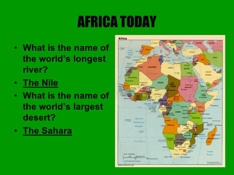 What is Africa? A country? A continent? A state? - ppt ...