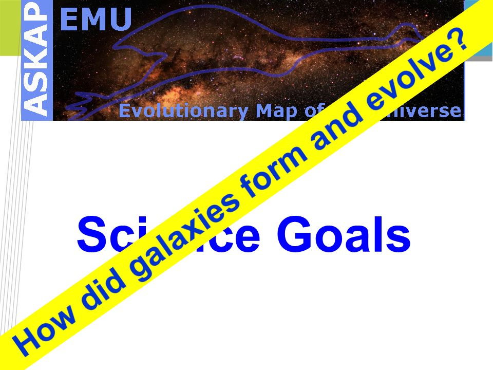 How did galaxies form and evolve