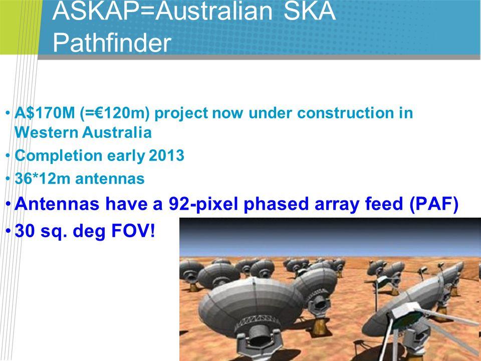 ASKAP=Australian SKA Pathfinder