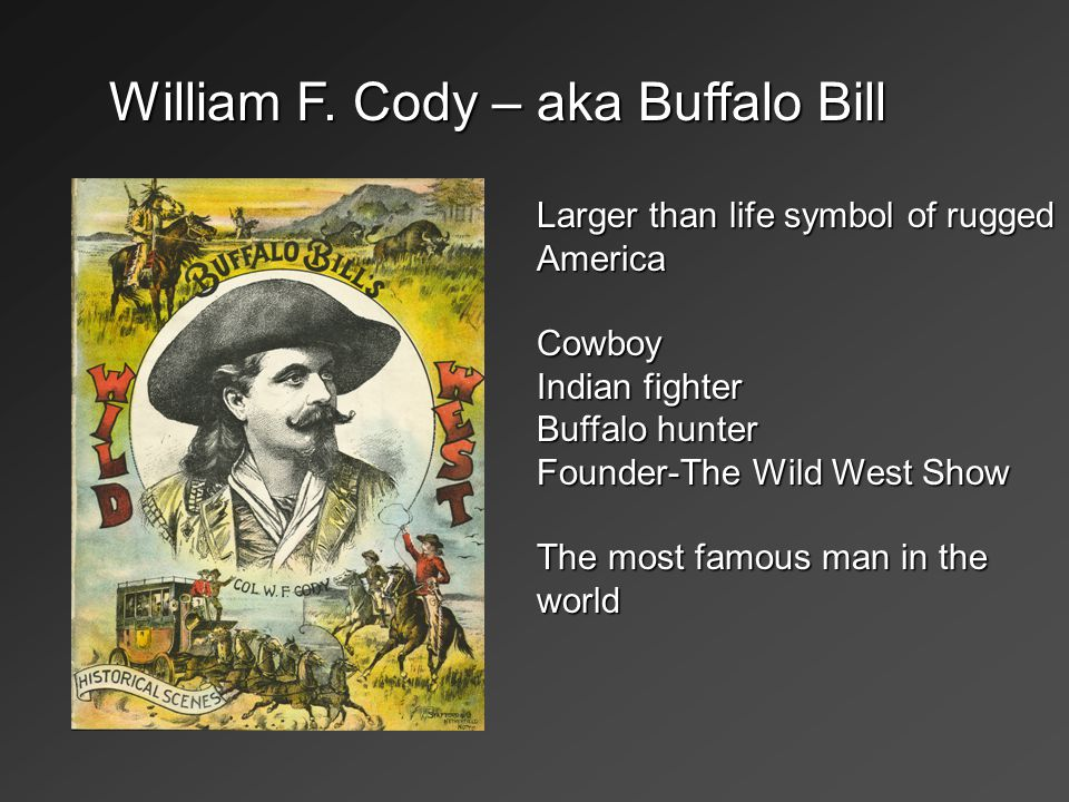 """poetry buffalo bill's defunct Christopher sawyer-lauçanno, ee cummings: a biography, methuen  in his  poem """"buffalo bill 's / defunct"""", an elegy not just for the cowboy but for the."""