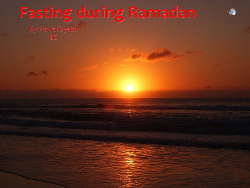 fasting during ramadan - ppt video online download, Powerpoint templates