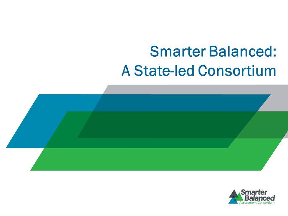 Smarter Balanced: A State-led Consortium