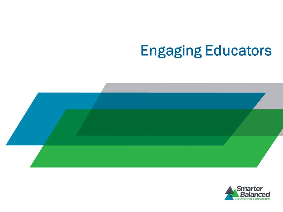 Engaging Educators