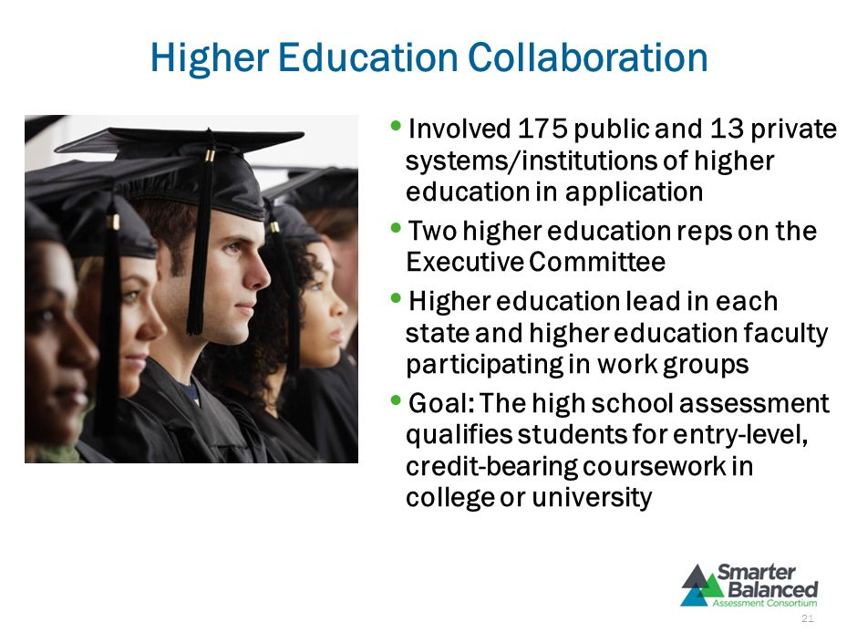 Higher Education Collaboration