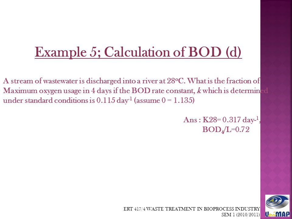 measuring the bod and cod value and calculation of the bodcod ratio essay Bod cod ratio keyword after analyzing the system lists the list of keywords related and the list of websites with related content, in addition you can see which.