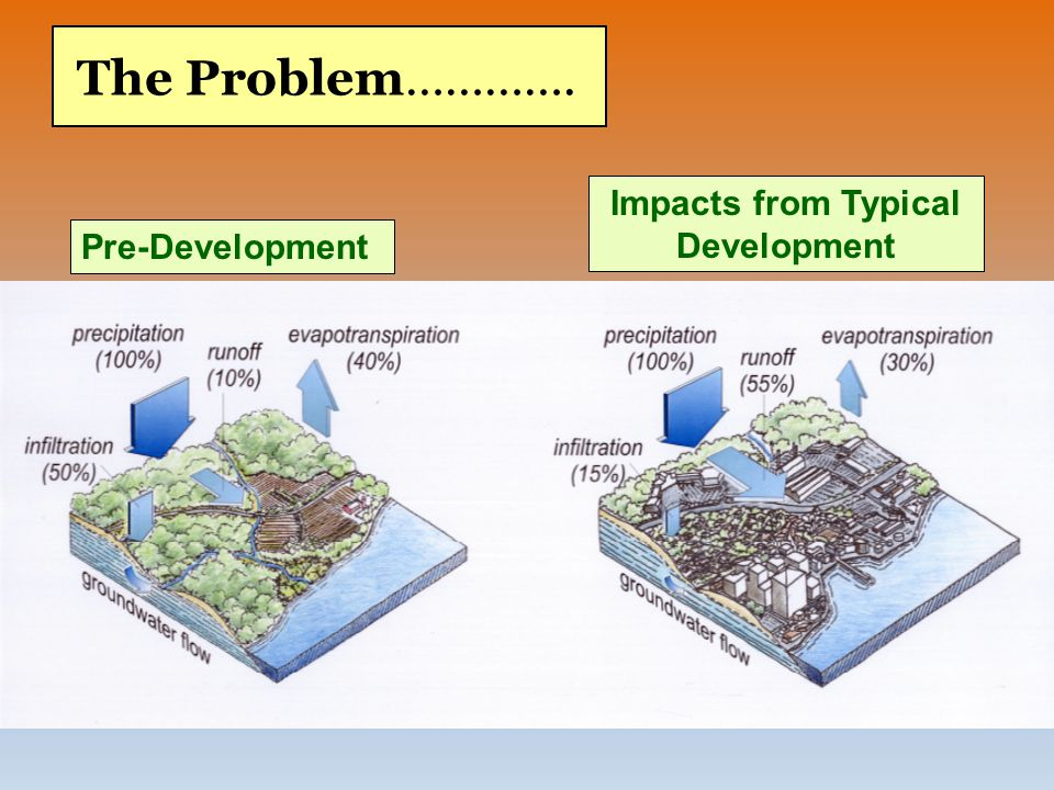 Impacts from Typical Development