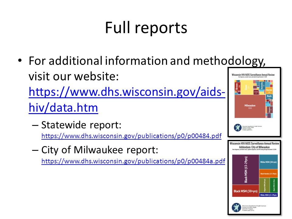 Full reports For additional information and methodology, visit our website: