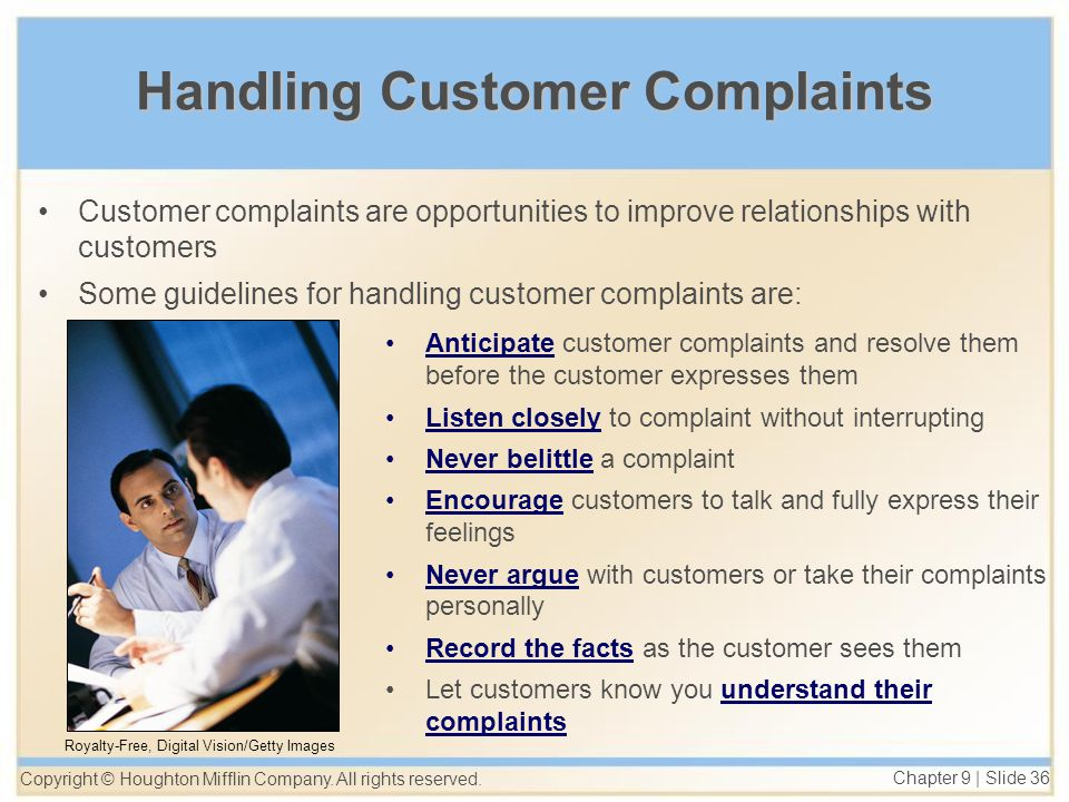 guideline on handling customer At some point, everyone in business has to deal with an upset customer the  challenge is to handle the situation in a way that leaves the customer thinking  you.