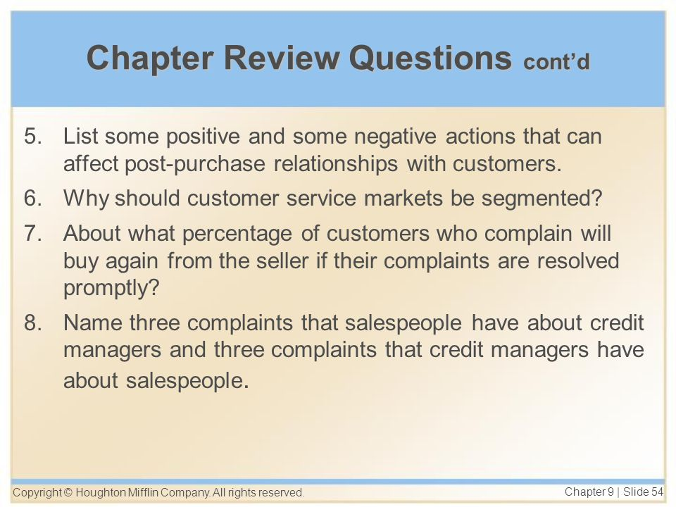 5 Questions You Should Ask Every Customer