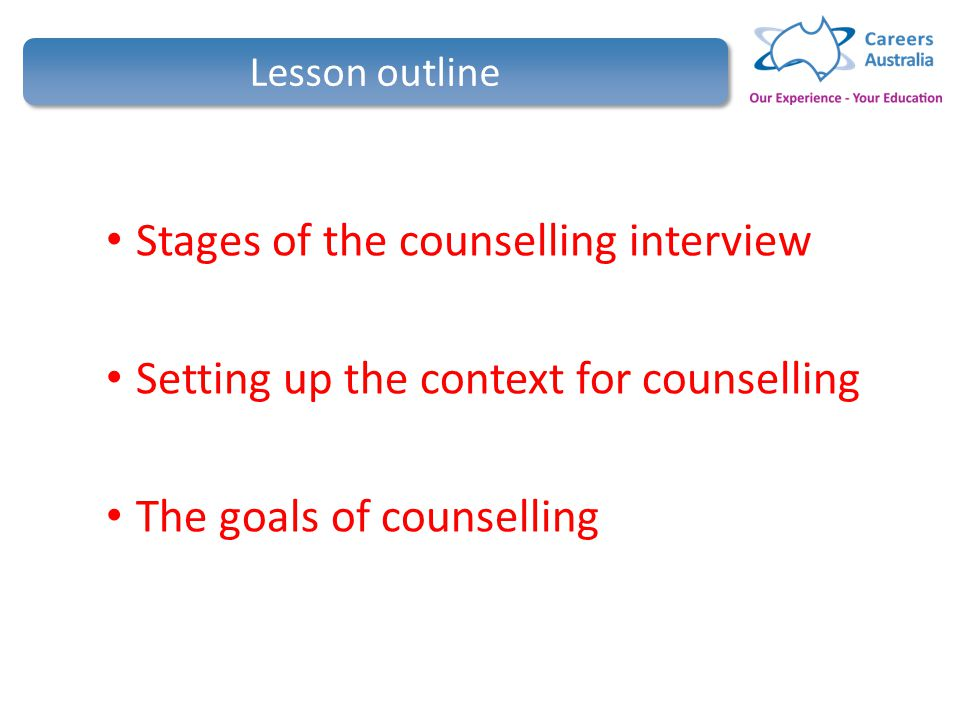 counselling interview skills ass 1 Search bacp search sort options sort by  information leaflets and links to charities, services and other associations offering support and counselling.