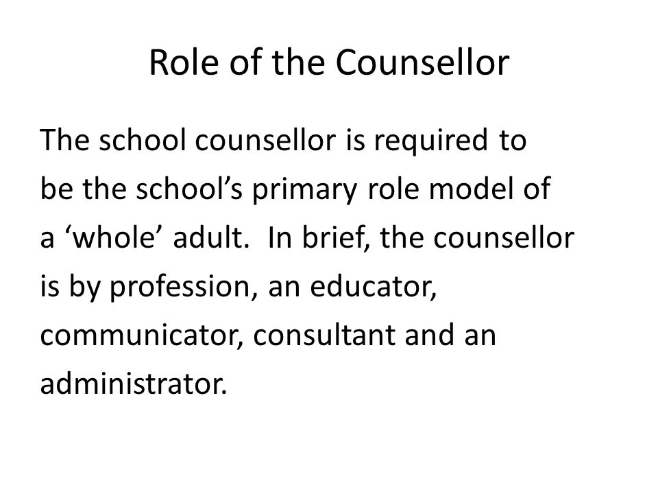 role of a counsellor Gestalt therapy:role of the counselor, assessment theory and practice of counselling social sciences psychology.