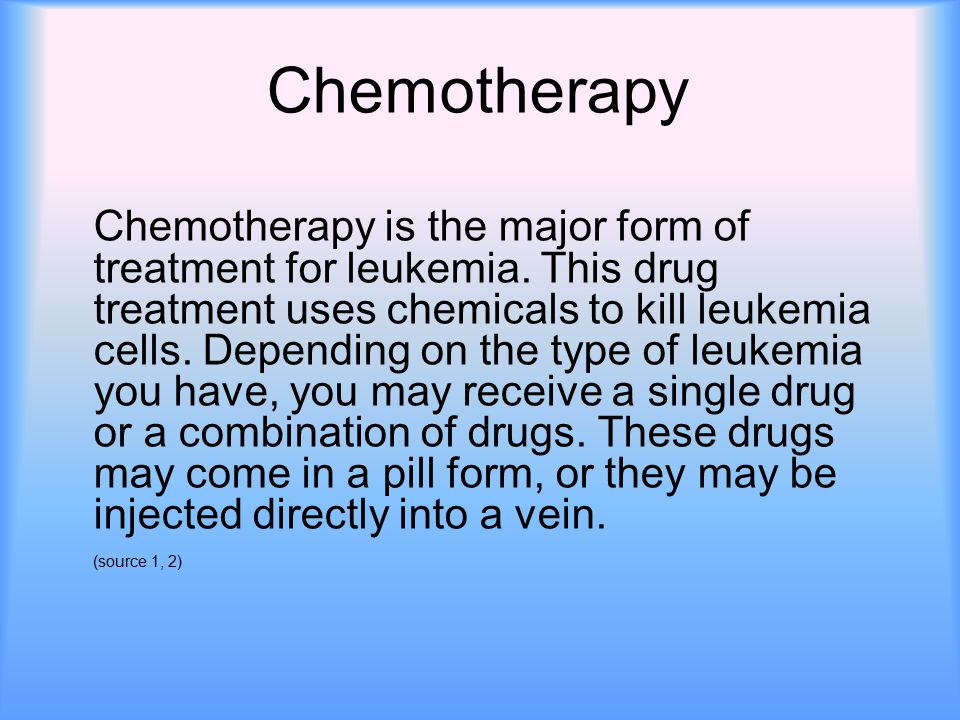 Leukemia Cancer Of The Blood Ppt Video Online Download