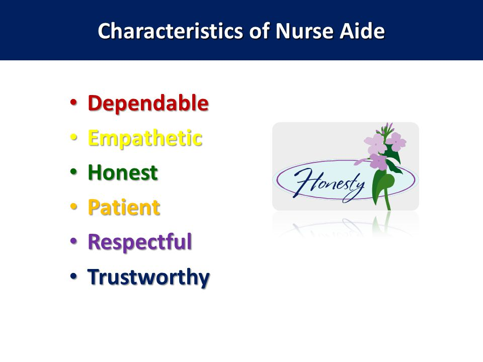 Qualities Of A Registered Nurse Essay