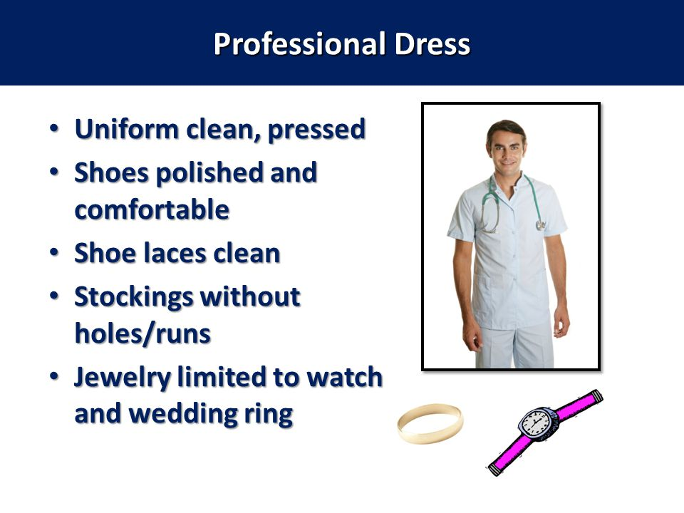 Nurse aide qualities and characteristics ppt video for Professional wedding dress cleaning