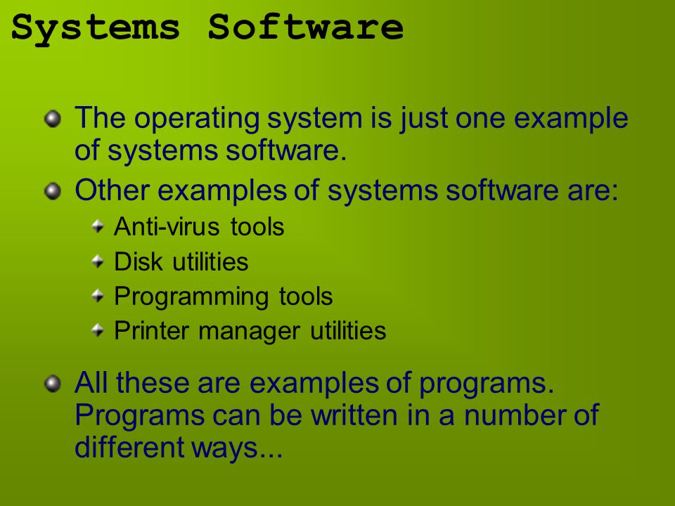 the ways of the virus and the operative system as the ecosystem The virus can supplant t by altering the sequence that would have invoked t to now invoke the virus v this invocation can be used to replace parts of the resident operating system by modifying pointers to those resident parts, such as the table of handlers for different kinds of interrupts.