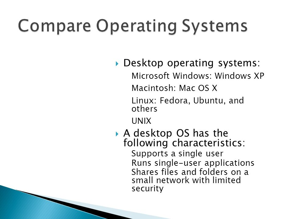 10 fundamental differences between Linux and Windows