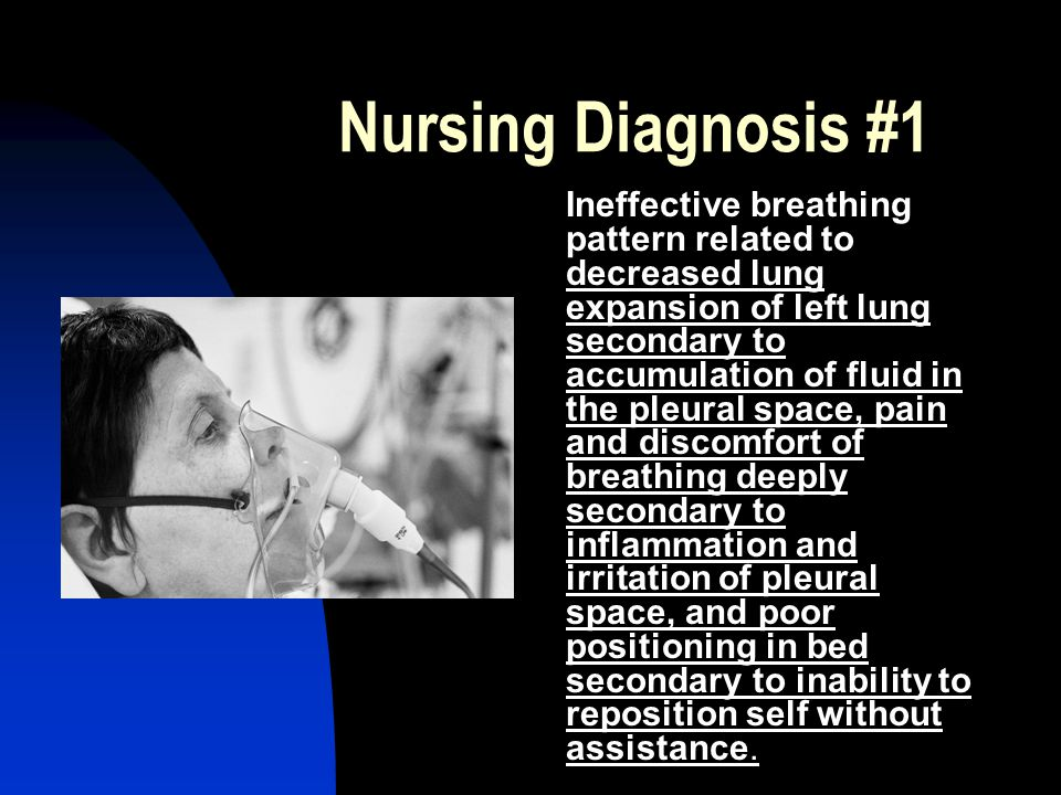 Nursing Diagnosis #1