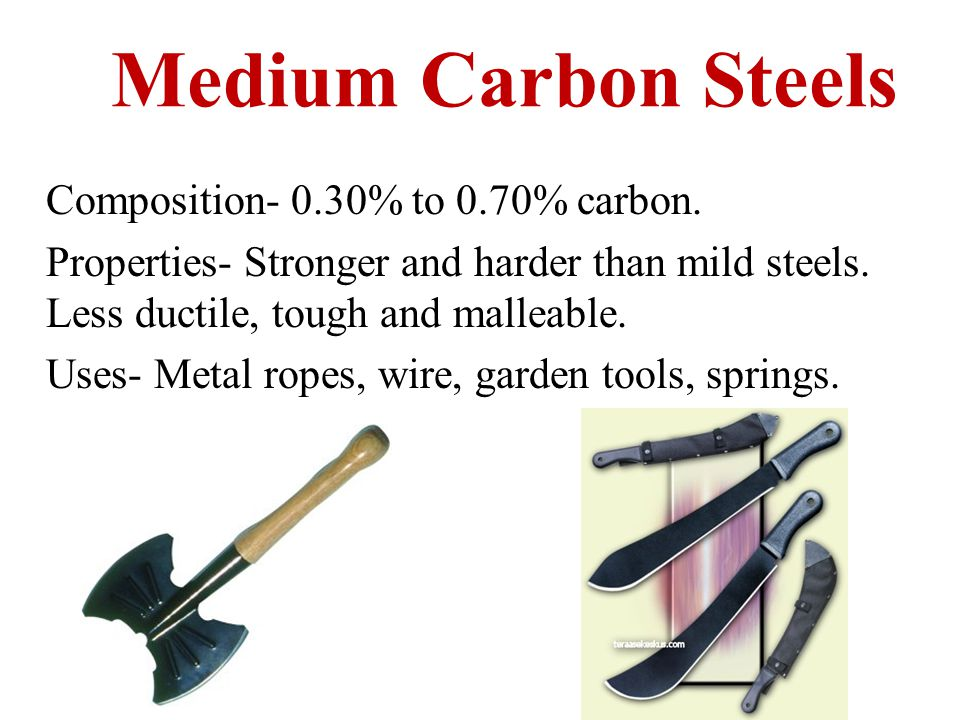 Medium Carbon Steel Wire : Bachelor of technology mechanical ppt video online download