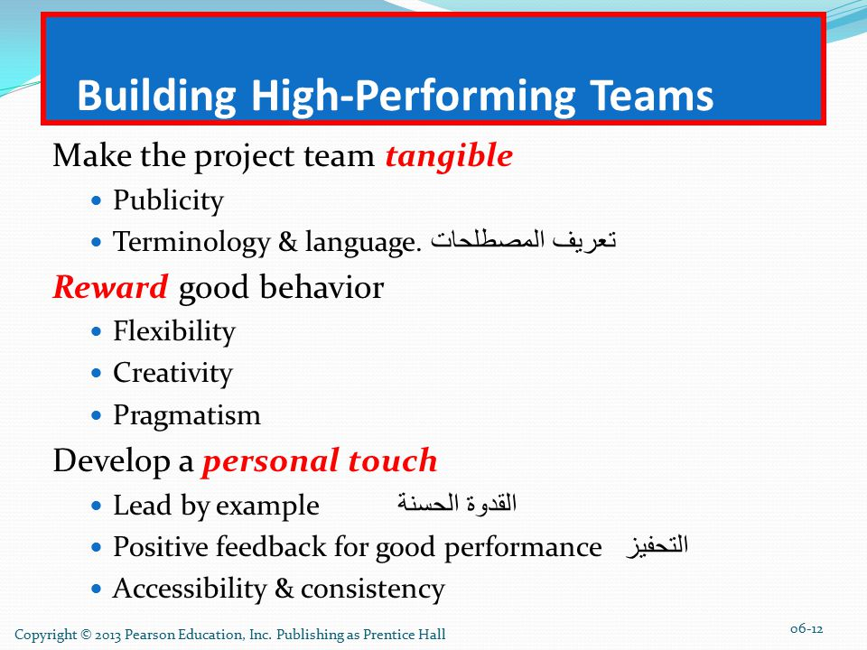 building a high performance project team essay Teamwork: performance and performance franchising and financial performance essay from this i produce a high level plan and integrate my requirement.