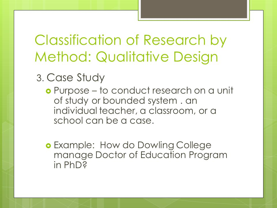 On the case study method of research and teaching in design   Csu