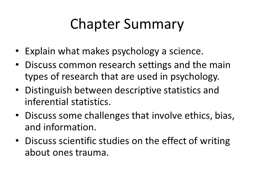what makes psychology a science Is psychology a science, free study guides and book notes including comprehensive chapter analysis, complete summary analysis, author biography information, character profiles, theme analysis, metaphor analysis, and top ten quotes on classic literature.