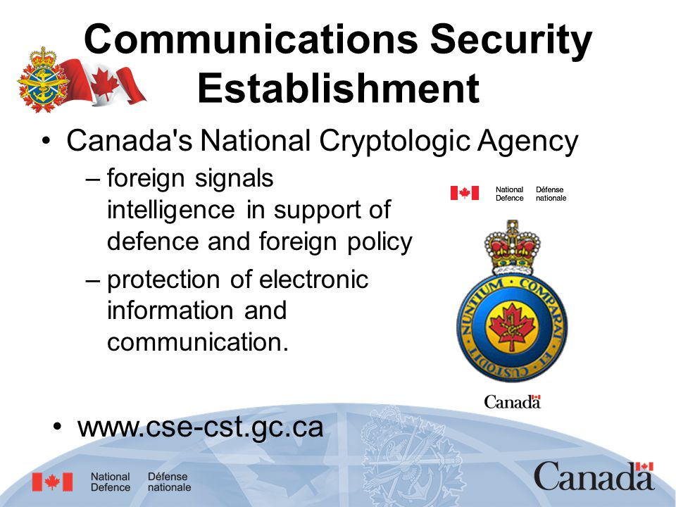 a history of the canadian security intelligence service The canadian security intelligence service  history prior to 1984 security intelligence in canada was the purview of the royal canadian mounted police security.