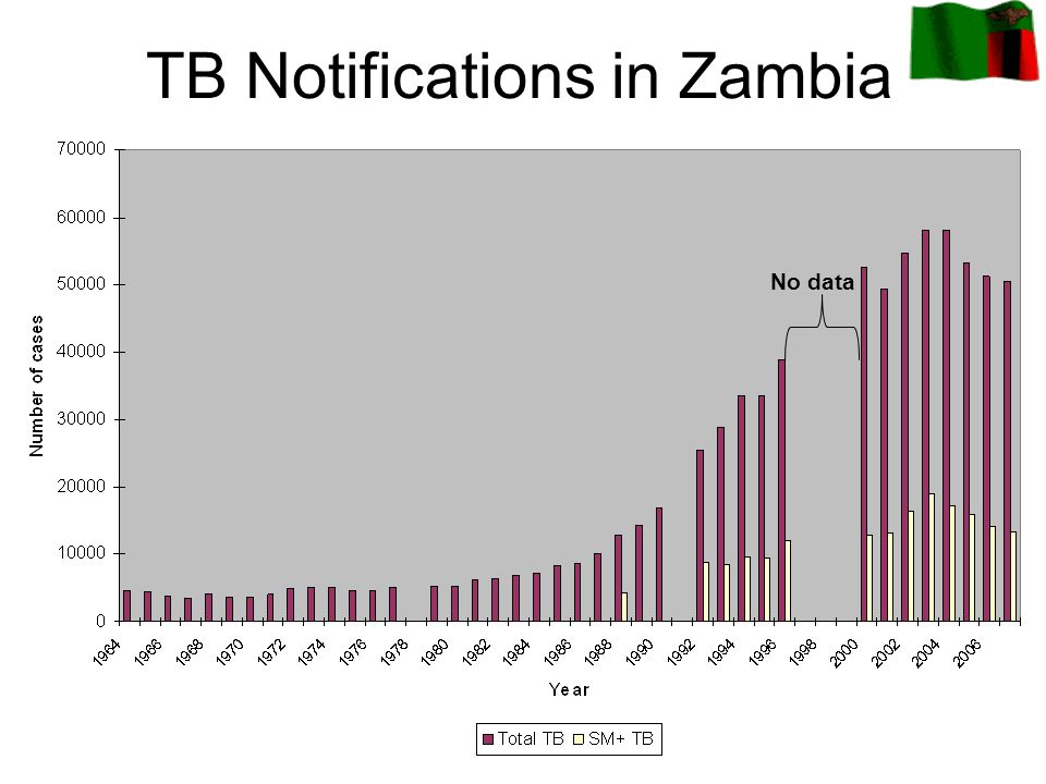 TB Notifications in Zambia