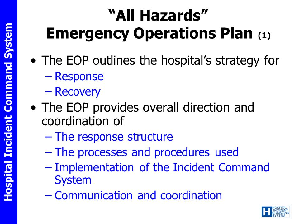 The Emergency Management Program Ppt Video Online Download