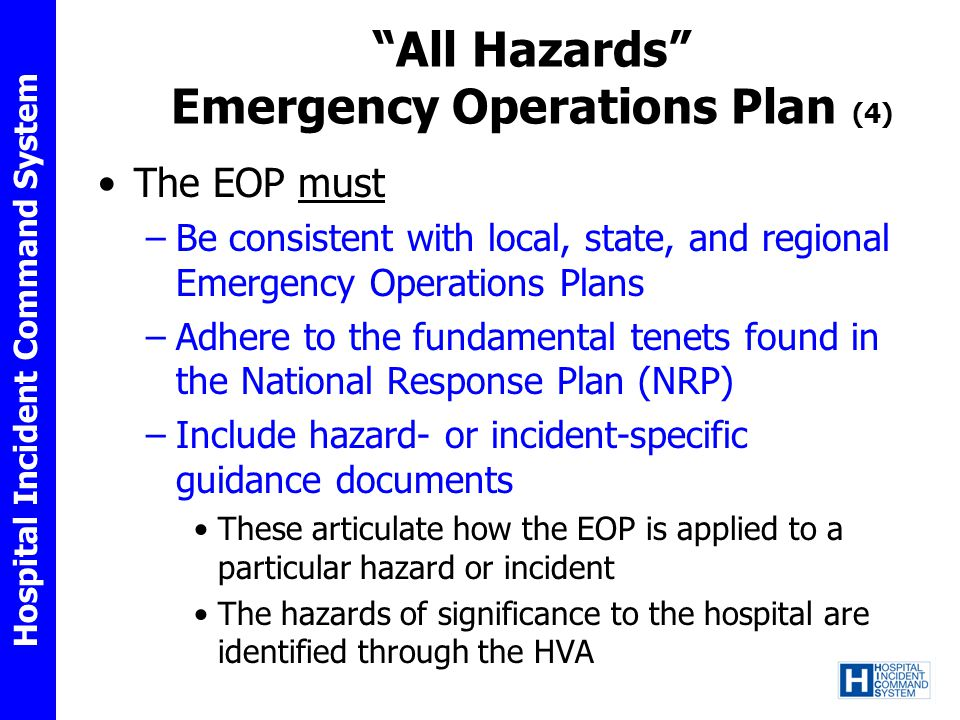 emergency operation plan The university's administration gives its full support to this plan and requires all university personnel assigned with emergency management.