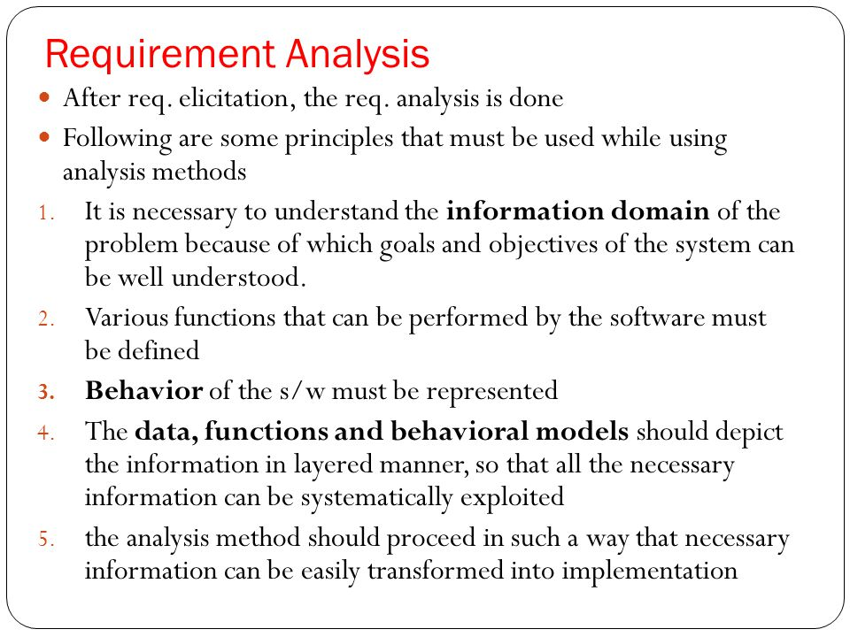 Requirement Engineering  Ppt Download