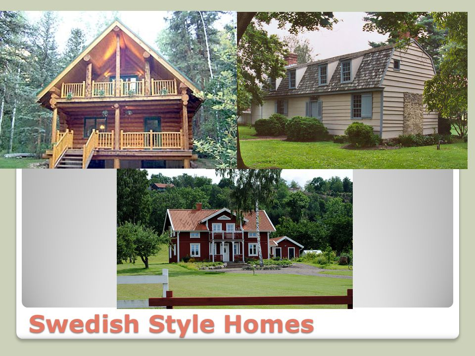 17 Swedish Style Homes
