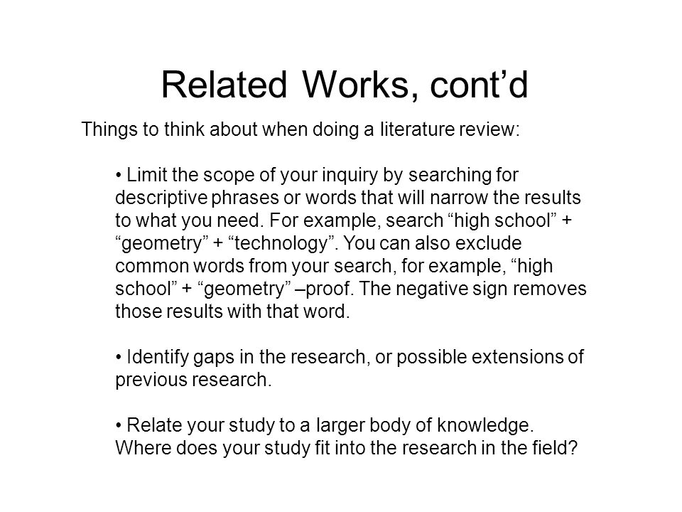 Literature Review Draft Intro Gender And Visual Relations In     HubPages