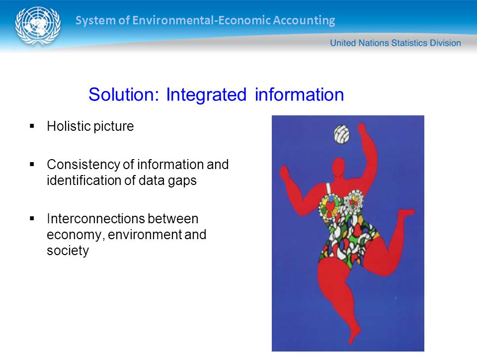 Solution: Integrated information