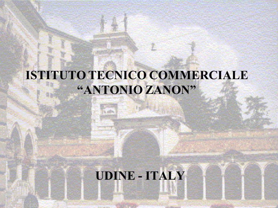 ISTITUTO TECNICO COMMERCIALE ANTONIO ZANON