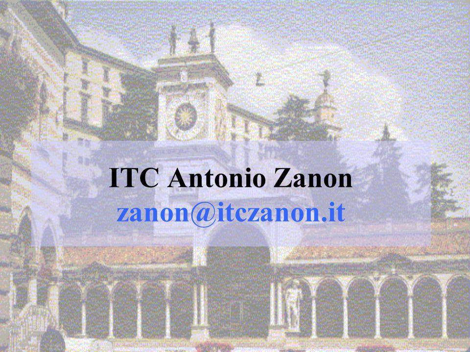 ITC Antonio Zanon zanon@itczanon.it