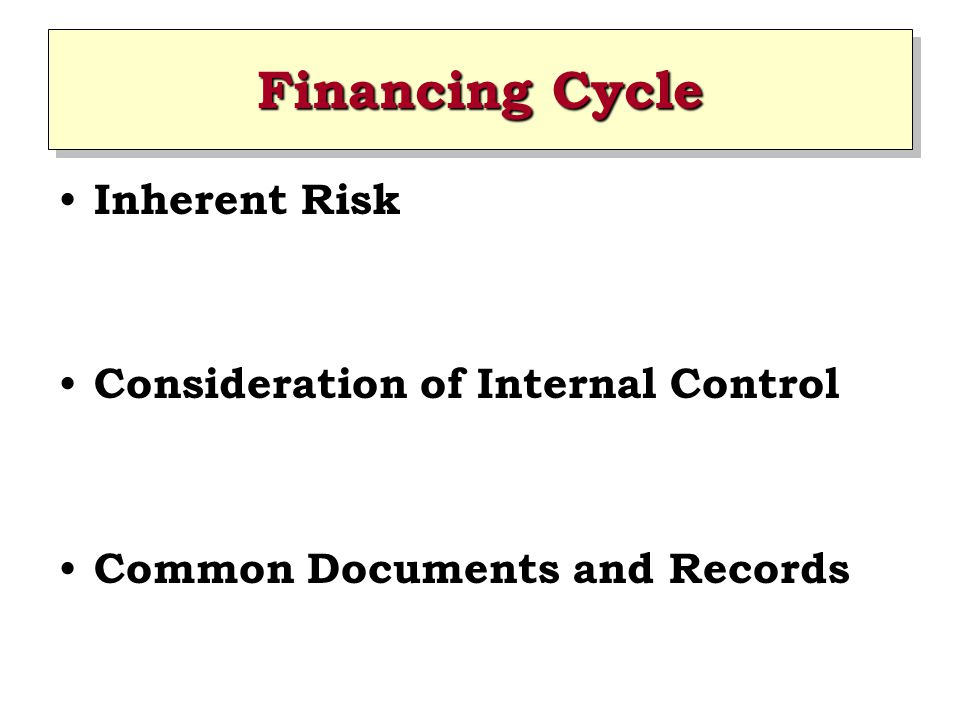inherent risks in the payroll cycle Risk management is a cycle that means that it is not something that gets  checked off a to do list but it is a continuous activity having a risk management .