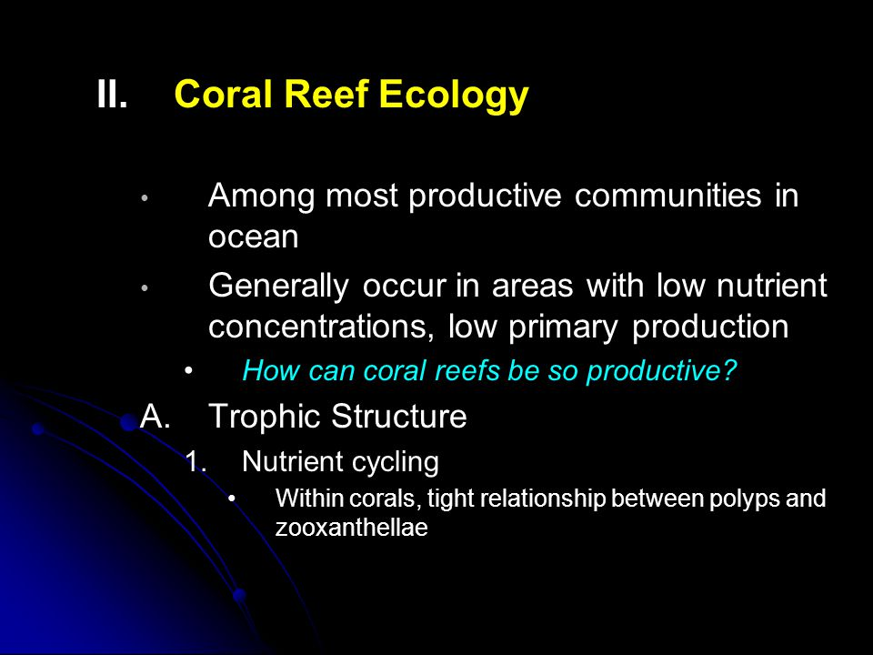 symbiotic relationship between corals and zooxanthellae structure