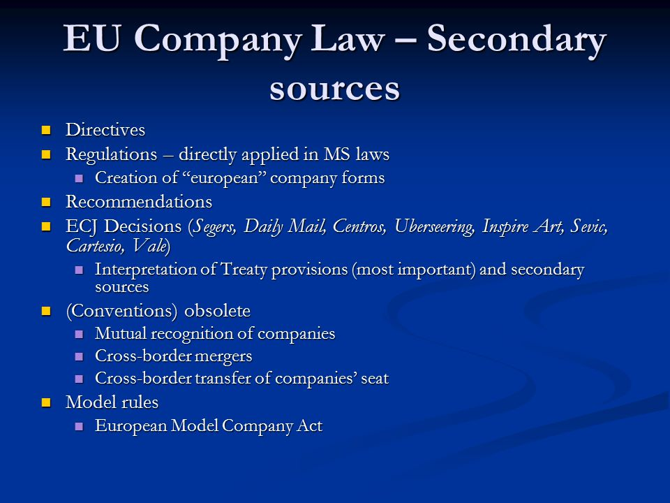 european company law European law does not allow exporting of user pii unless companies can  storing european user data on  so a european company can sell us safe storage.