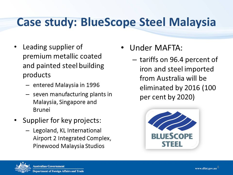 bluescope steel industry study Regional economic impacts of a closure of  the study comprises the local government areas  the steel industry, bluescope steel has.