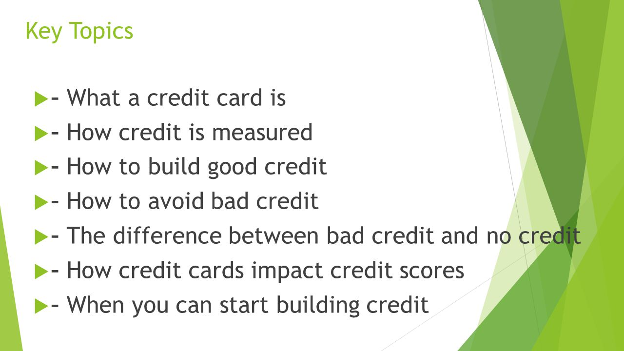 How To Build Poor Credit Solution For How To For Dummies