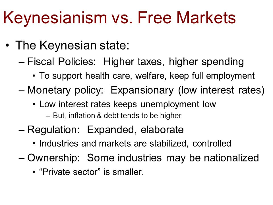 free market versus state directed economy What is the difference between free market economy and command economy  free market economy vs command economy  the command economy has state-owned entities as.