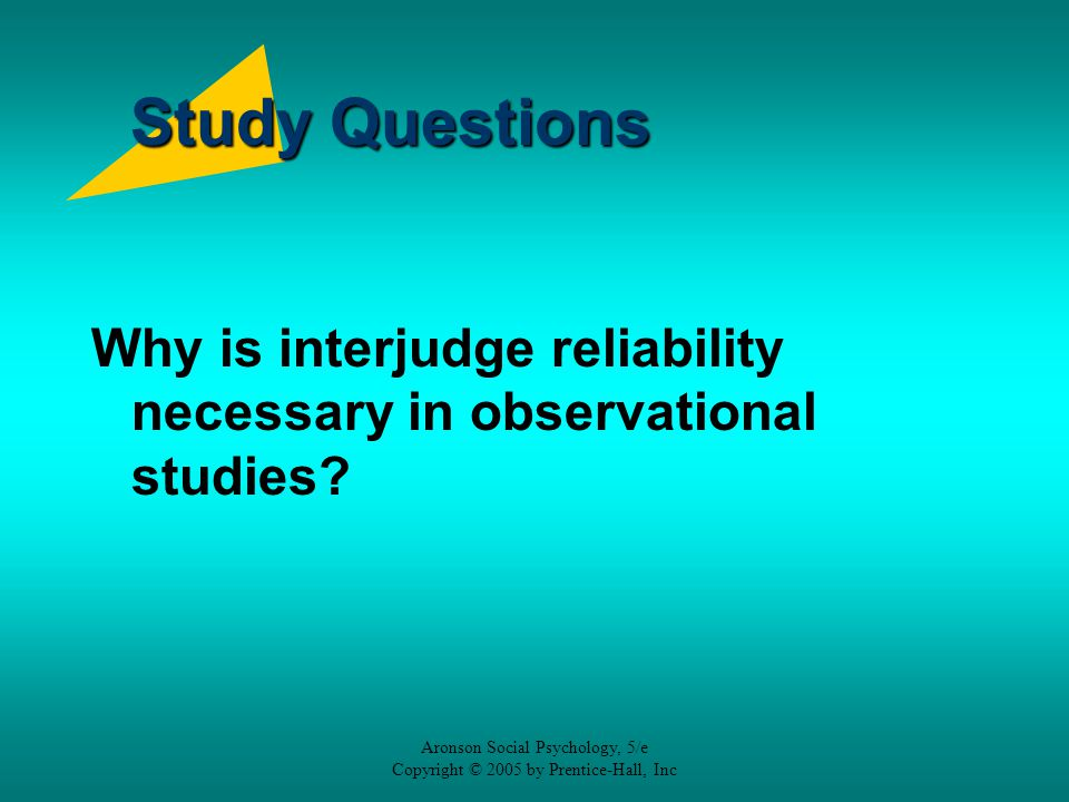 what is observational research in psychology