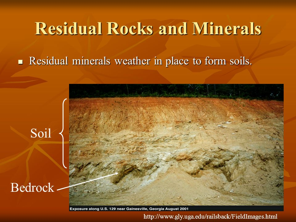 Introduction to soils laboratory exercise 1 ppt video for What are soil minerals