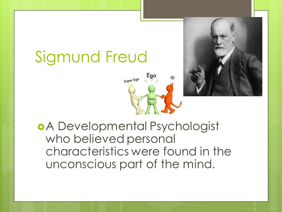 the significant contributions of sigmund freud in psychology Psychoanalysis was founded by sigmund freud (1856-1939) freud believed that people could be cured by making conscious their unconscious thoughts and motivations, thus gaining insight the aim of psychoanalysis therapy is to release repressed emotions and experiences, ie, make the unconscious conscious.