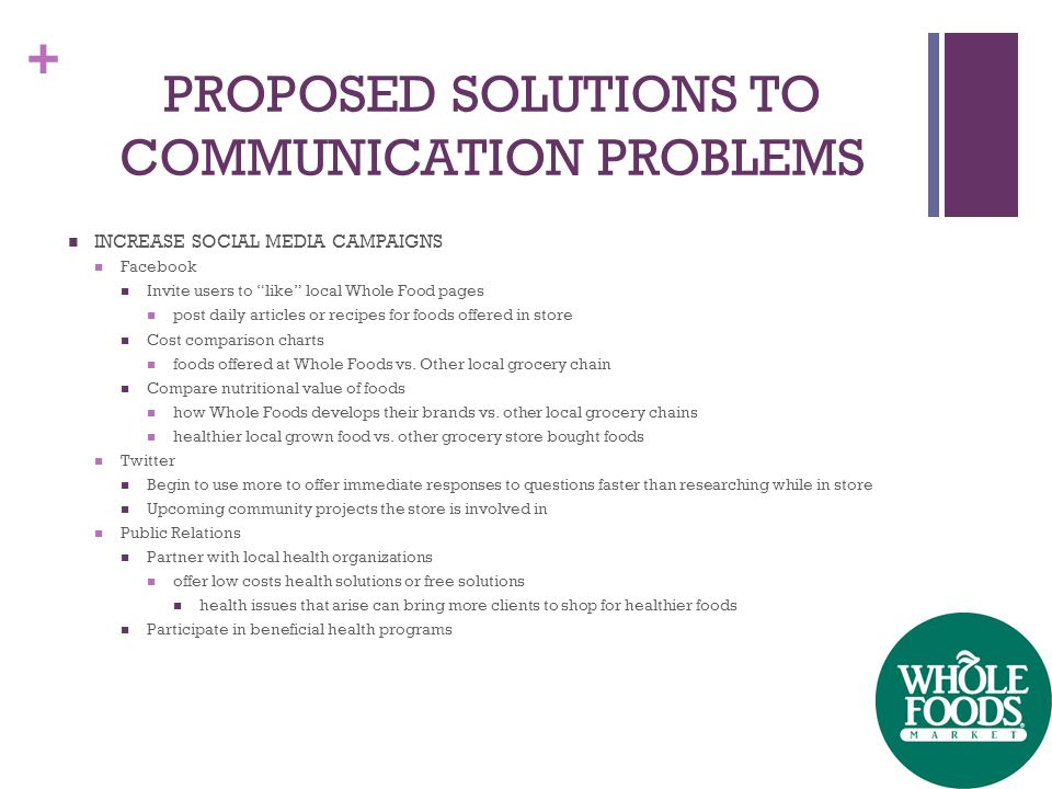 communication problems in company case study Workplace communication: a case study on informal  misunderstandings or issues that stay unresolved,  study journal of business communication .