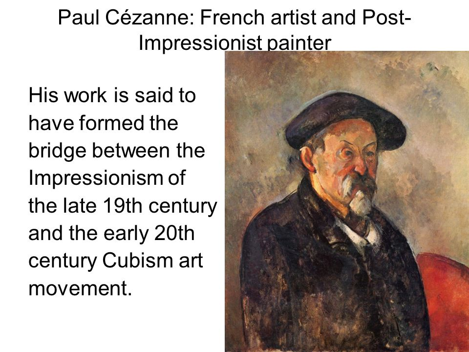 A history of the impressionistic period in 19th and 20th century