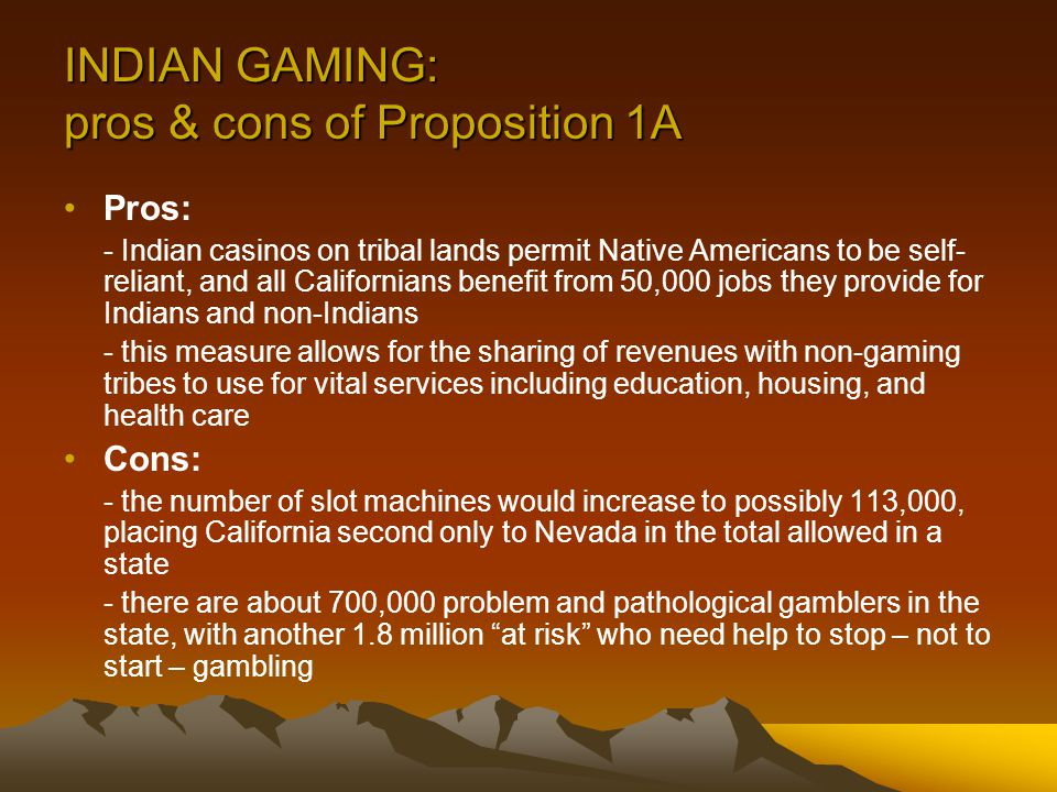 indian gaming in the states With the release of casino city's indian gaming industry report last week and the opening of the new casino of the wind at mohegan sun in connecticut later this week, we thought this would be the perfect time to dig into our bank of data and find out what are the 10 largest indian casinos in the .